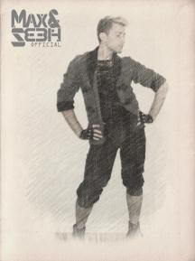 DJayMaxPosePencil01b